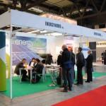 immagine Energynord stand Milano Expo Greenenergy 2010