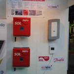 Image Energy nord solare rinnovabili stand Milano Expo Greenenergy 2010